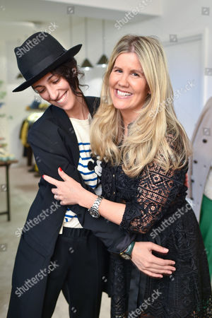 Yasmin Sewell and Pippa Holt
