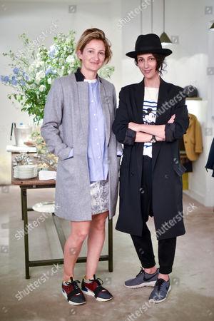 Zoe Jordan and Yasmin Sewell