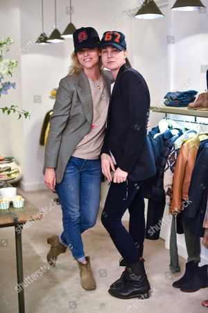 Editorial picture of Bonpoint hosts a Sip'n'See event for Pippa Holt at Bonpoint Marylebone Store, London, Britain - 06 May 2015
