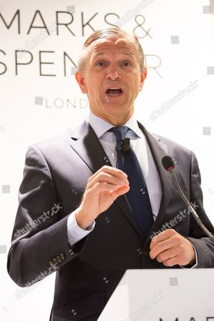 Marc Bolland, CEO of Marks & Spencer