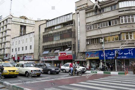 Dr Ali Shariati Street