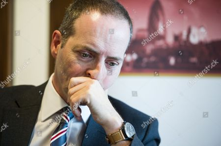 Lord Ian Livingston, Cabinet Minister for Trade and Investment.