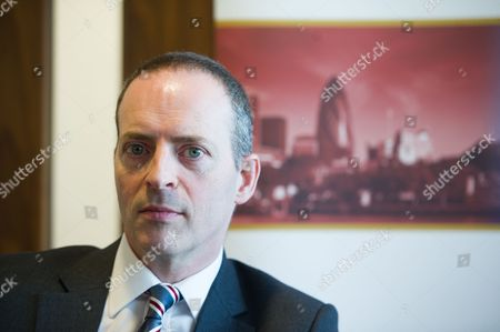 Lord Ian Livingston, Cabinet Minister for Trade and Investment