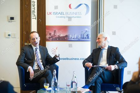 Editorial image of UK Israel Business event, London, Britain - 30 Apr 2015