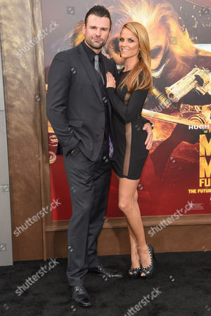 Editorial image of 'Mad Max: Fury Road' film premiere, Los Angeles, America - 07 May 2015