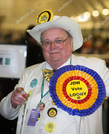 Howling Laud Hope - The Official Monster Raving Loony Party, Uxbridge and South Ruislip