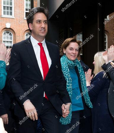 Ed Miliband, Justine Thornton