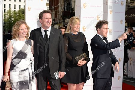 Editorial picture of House of Fraser British Academy Television Awards, Arrivals, Theatre Royal, London, Britain - 10 May 2015