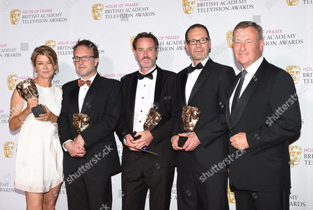 Alex Crawford, David Rees, Nick Ludman, Thomas Moore and Jeremy Thompson. Winner of News Coverage