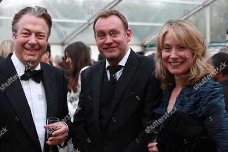 Roger Allam, Philip Glenister, Beth Goddard