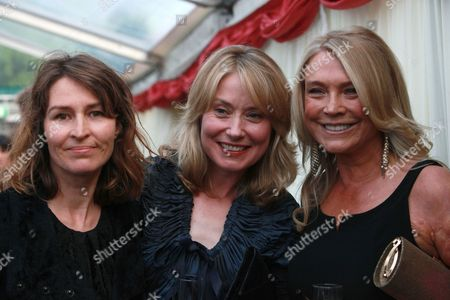 Helen Baxendale, Beth Goddard, Amanda Redman
