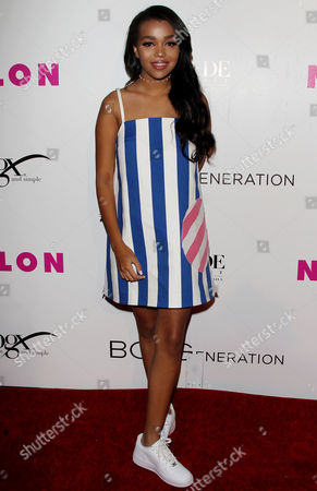 Editorial image of NYLON and BCBGeneration Young Hollywood event, Los Angeles, America - 07 May 2015