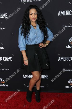 Editorial picture of 'American Crime' TV series ATAS event, Los Angeles, America - 08 May 2015