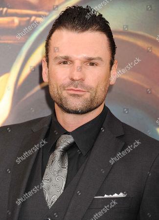 Stock Photo of Steve Dunlevy