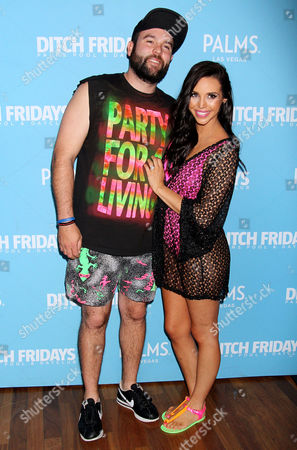 Mike Shay and Scheana Shay