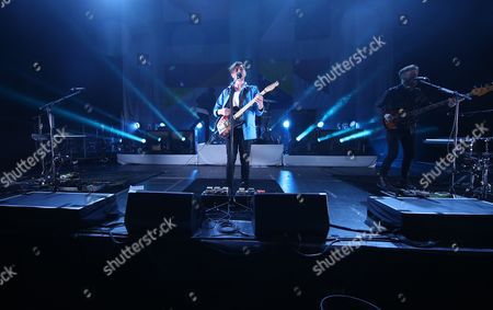 Twin Atlantic - Barry Mckenna, Craig Kneale, Sam McTrusty and Ross McNae