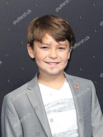 Stock Photo of Pierce Gagnon