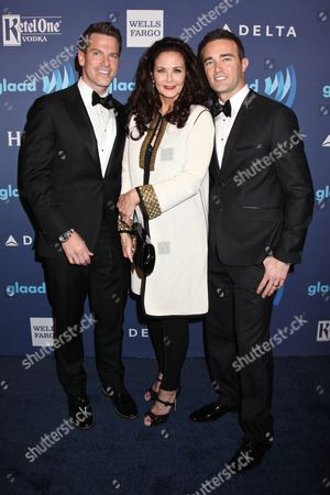 Editorial image of 26th Annual Glaad Media Awards, New York, America - 09 May 2015
