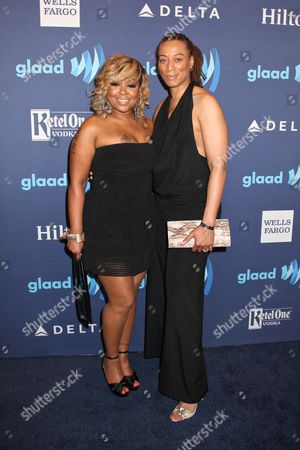 Editorial photo of 26th Annual Glaad Media Awards, New York, America - 09 May 2015