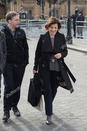 BBC presenter Jane Hill