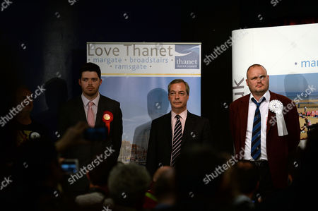Editorial image of General Election Results, Margate, Kent, Britain - 08 May 2015