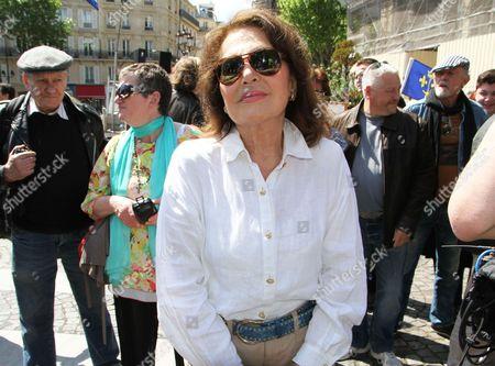 Stock Image of Jany Le Pen
