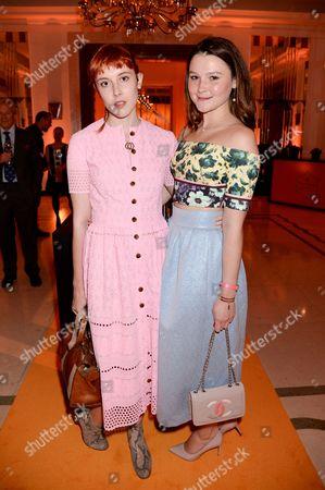 Paula Goldstein and Amber Atherton