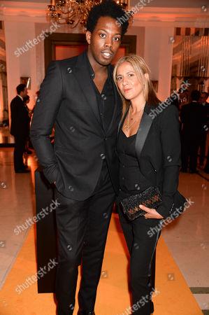 Adrien Sauvage and Azzi Glasser