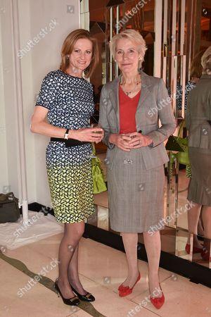Gail Murray and Virginia Bottomley
