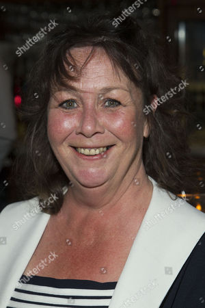 Stock Picture of Mossie Smith (Clara) attends the after party on Press Night for Hay Fever at National Gallery Cafe