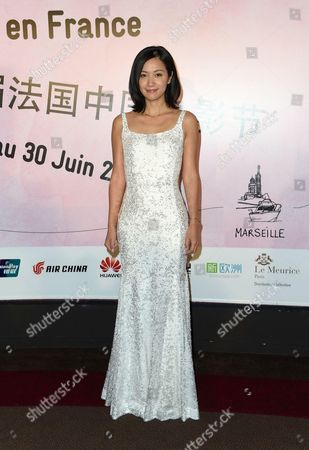 Editorial image of 5th Annual Chinese film festival, Paris, France - 11 May 2015