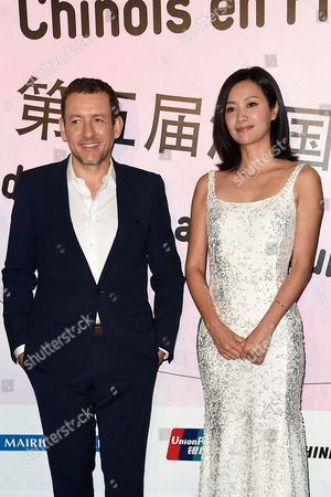 Editorial photo of 5th Annual Chinese film festival, Paris, France - 11 May 2015