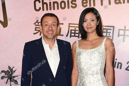 Dany Boon and Xu Jinglei