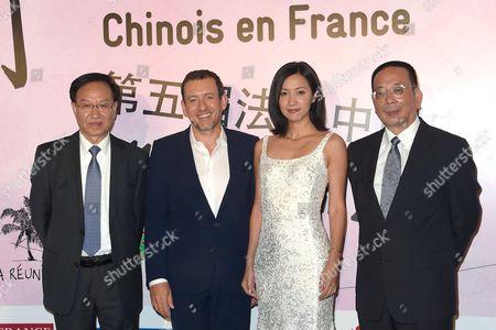 Dany Boon, Xu Jinglei and the festival committee