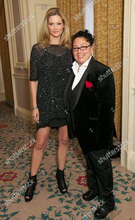 Sophie Ward & Rena Brannan (girlfriend)