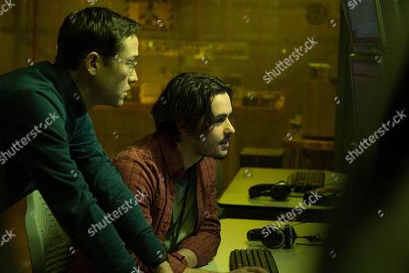 Joseph Gordon-Levitt and Logan Marshall-Green