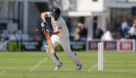 Sussex Michael Yardy during the LV County Championship Div 1 match between Sussex County Cricket Club and Middlesex County Cricket Club at the BrightonandHoveJobs.com County Ground, Hove