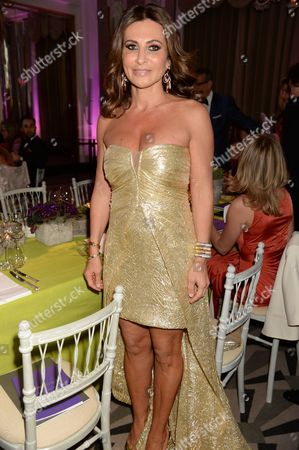 Editorial picture of Quercus Biasi Foundation Spring Gala, London, Britain - 12 May 2015