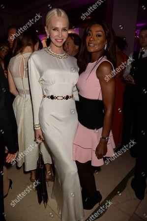 Amanda Cronin and Phoebe Vela