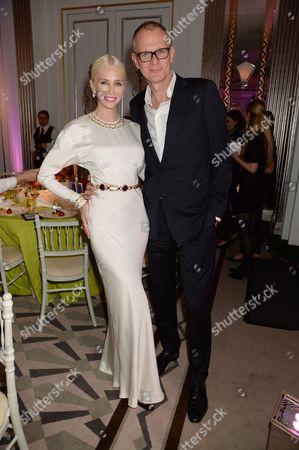 Amanda Cronin and Mark Daeche