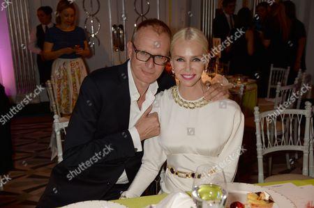 Mark Daeche and Amanda Cronin