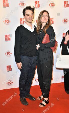 Stock Picture of Valerio Bonelli and Cosima Spender