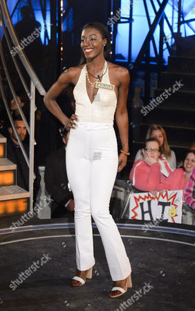Editorial picture of 'Big Brother' TV show launch, Elstree Studios, Hertfordshire, Britain - 12 May 2015