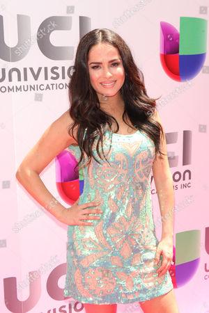 Stock Picture of Danna Garcia