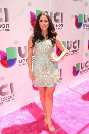 Stock Photo of Danna Garcia