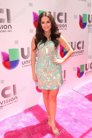 Stock Image of Danna Garcia