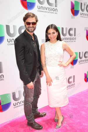 Ivan Sanchez and Ana Brenda Contreras