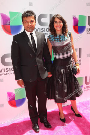 Julian Roman and Ana Serradilla