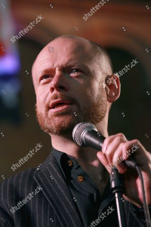 Stock Image of Alistair Barrie