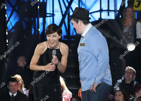 Emma Willis, Jack McDermott